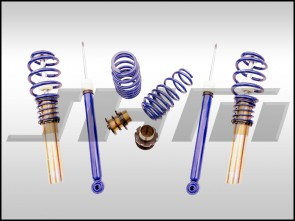 Coilover Kit - Solo-Werks S1 for B8 A4-A5-S4-S5-RS5 Sedan, Avant, Coupe, Cab. quattro