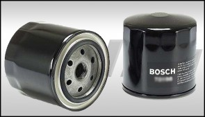 Oil Filter - Stock Capacity (Bosch) for 2.7t, 2.8l and 3.0l V6