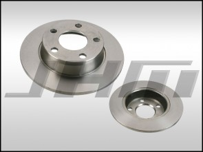 Brake Rotor, Rear (OE-Type, Pilenga) - Each for C5 A6-allroad 2.7T, 2.8L, and 3.0L V6