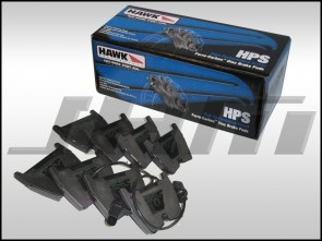 Front Brake Pads - Hawk HPS (Street) for C5 RS6, R8, B7 RS4 and B8 RS5