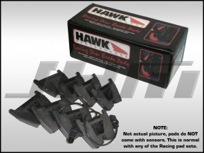 Front Brake Pads - Hawk HP Plus (Race)  for C5 RS6, R8, B7 RS4 and B8 RS5