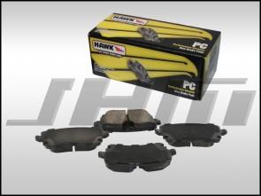 Rear Brake Pads - Hawk Ceramic(Street) for B8 A4-A5-S4-S5-RS5