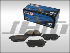 Rear Brake Pads - Hawk HPS (Street) for B8 A4-A5-S4-S5-RS5