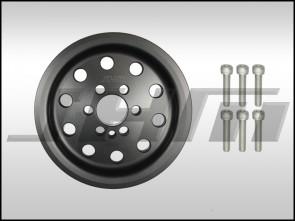 JHM Lightweight Crank Pulley for B7-A4 2.0T FSI