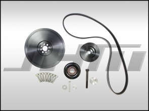 JHM 6-Rib Alternator Belt Conversion Kit for B7-RS4 w 4.2L FSI (32v)