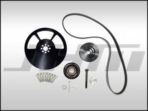 JHM 6-Rib Alternator Belt Conversion Kit for B8-S5 w 4.2L FSI (32v)