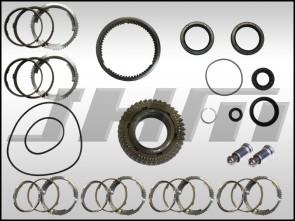 Transmission Rebuild Kit, 0A3 MT (JHM-Performance), FULL, 1-2 Collar Update, 2nd Gear for B6-B7 S4