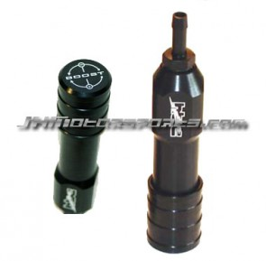 JHM Manual Boost Controller - BLACK (standard underhood adjustable)