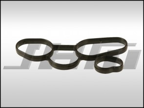 Gasket, Oil Cooler to Oil Filter Housing for B7-A4 2.0T, 8P-A3 2.0T, Mk 2 TT 2.0T, Mk 5-6 GTI