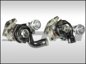 JHM RS6-RS Turbo Kit for 2.7T