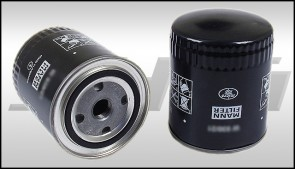 Oil Filter - Stock Capacity (MANN) for 2.7t, 2.8l and 3.0l V6