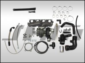 JHM TD05H-R Stage 3 Big Turbo Kit (CAST MANIFOLD) TUNER KIT for B7-A4 2.0T
