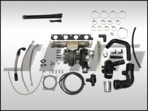 JHM TD05H-R Stage 3 Big Turbo Kit (SS LOG MANIFOLD) TUNER KIT for B7-A4 2.0T
