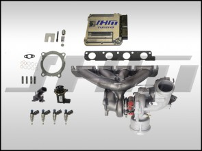 JHM K04-R (Non-Coated) Turbo Kit w/ Tune and Fueling for B7-A4 2.0T