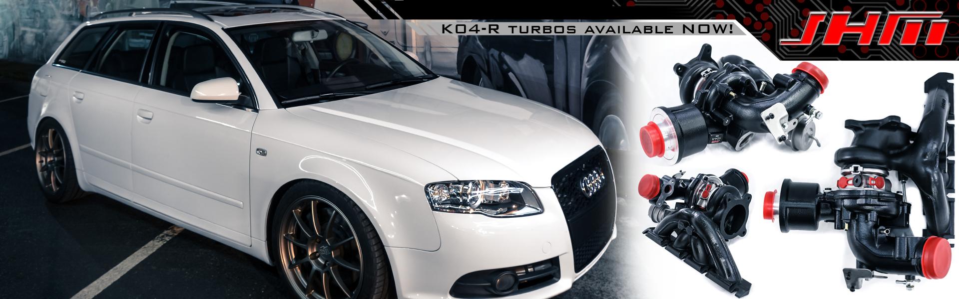K04-R Turbos