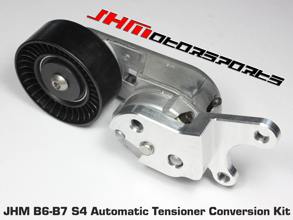 Audi JHM 6-Rib Alternator Belt Conversion Kit, Version 2