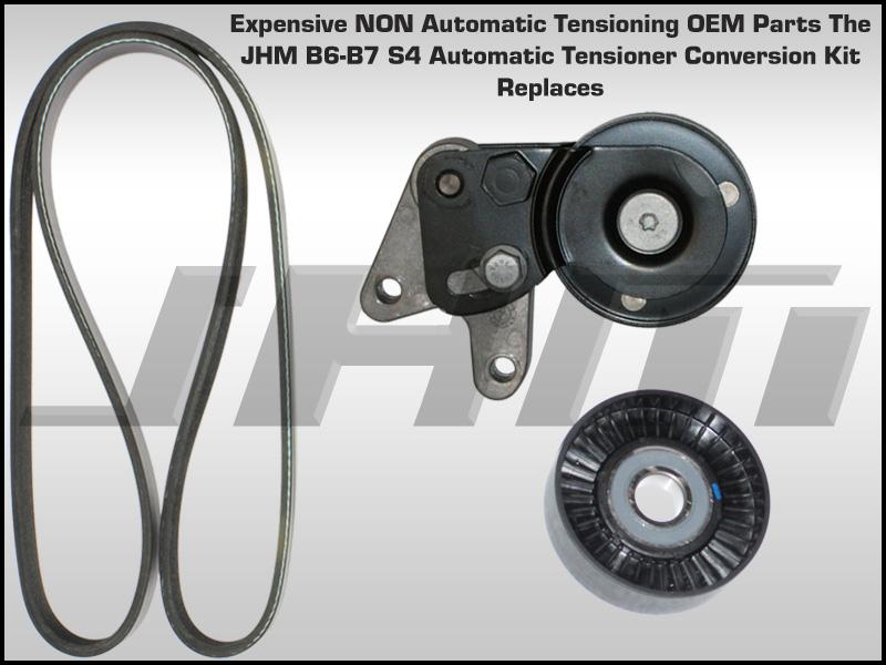 B6-B7 S4 & C5 Belt Tensioner | Automatic Tensioner Kit