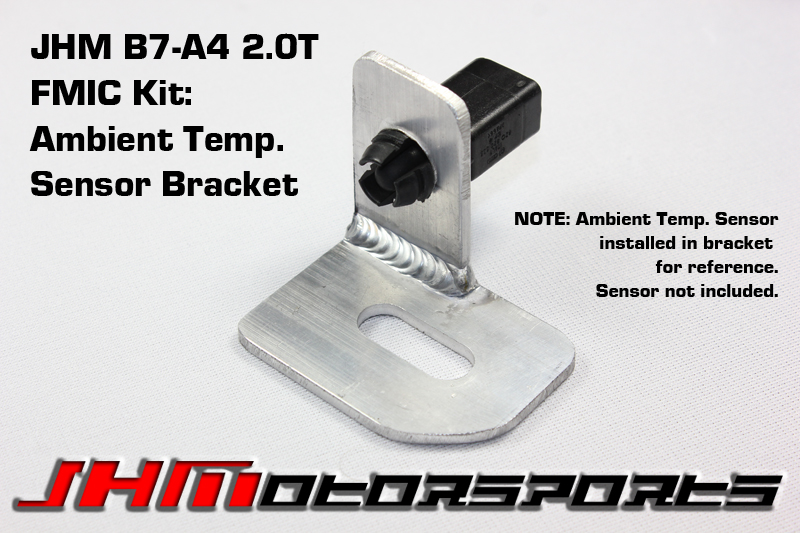B7 A4 Intercooler Kit - Large Core