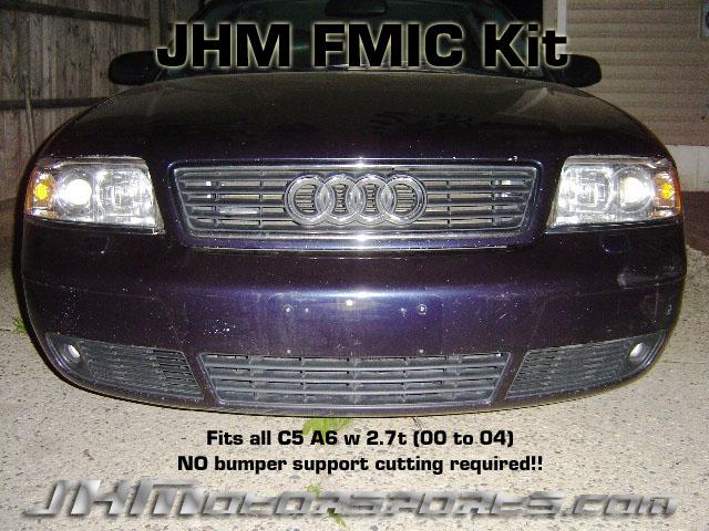 Audi A6 C5 Intercooler - Front Mount