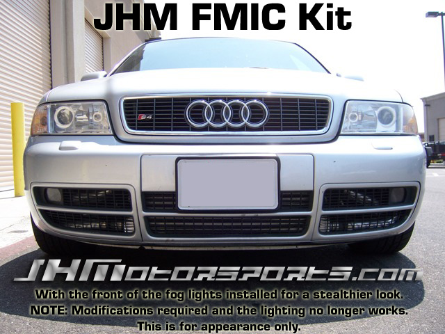 B5 S4 Intercooler Front Mount