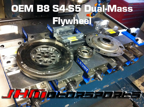 Audi JHM Lightweight Flywheel for B8-S6