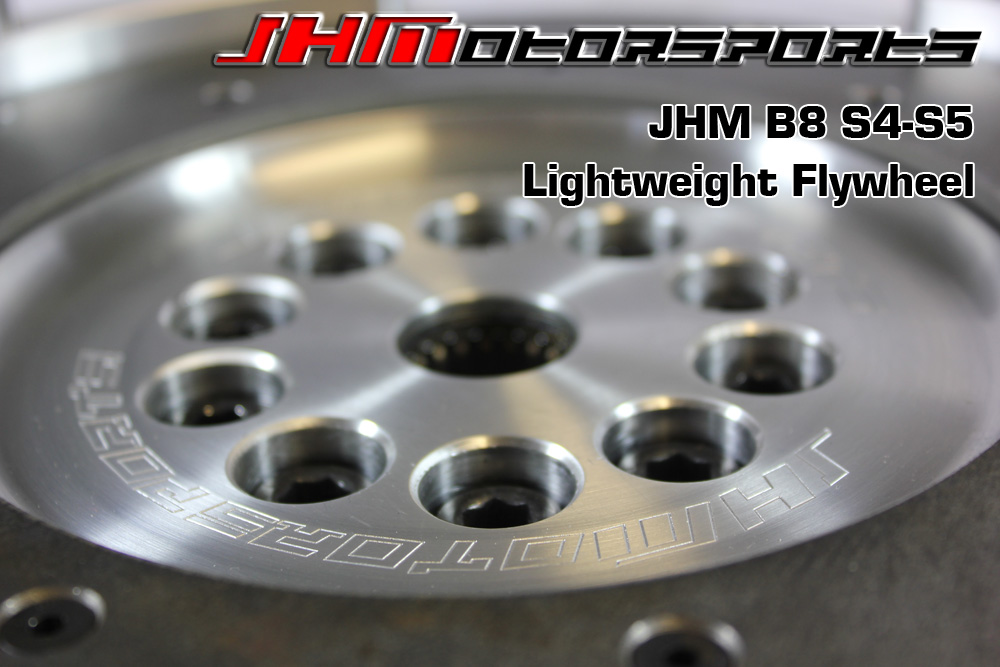Audi JHM Lightweight Flywheel for B8-S9