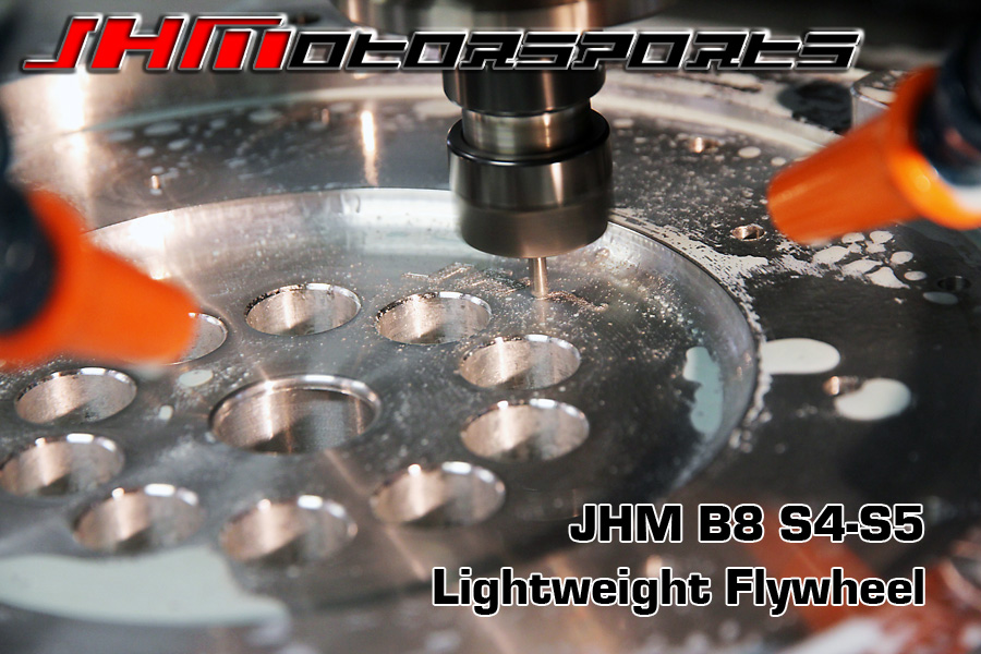 Audi JHM Lightweight Flywheel for B8-S5 w/ 4.2L FSI V8