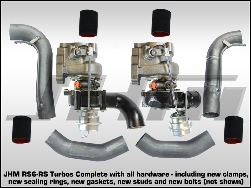 Audi JHM RS6-RS Turbo Kit for 2.7T