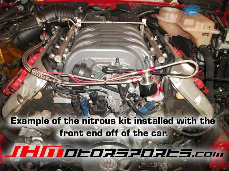 Audi Nitrous System for B6/B7 S4