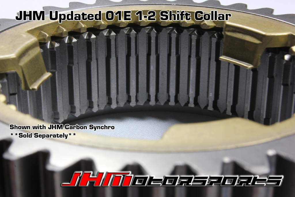 Audi 01E 1-2 Shift Collar
