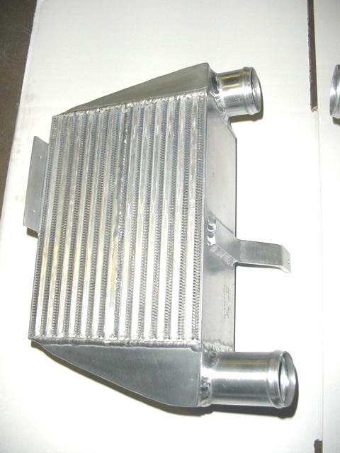 Passenger Side Intercooler