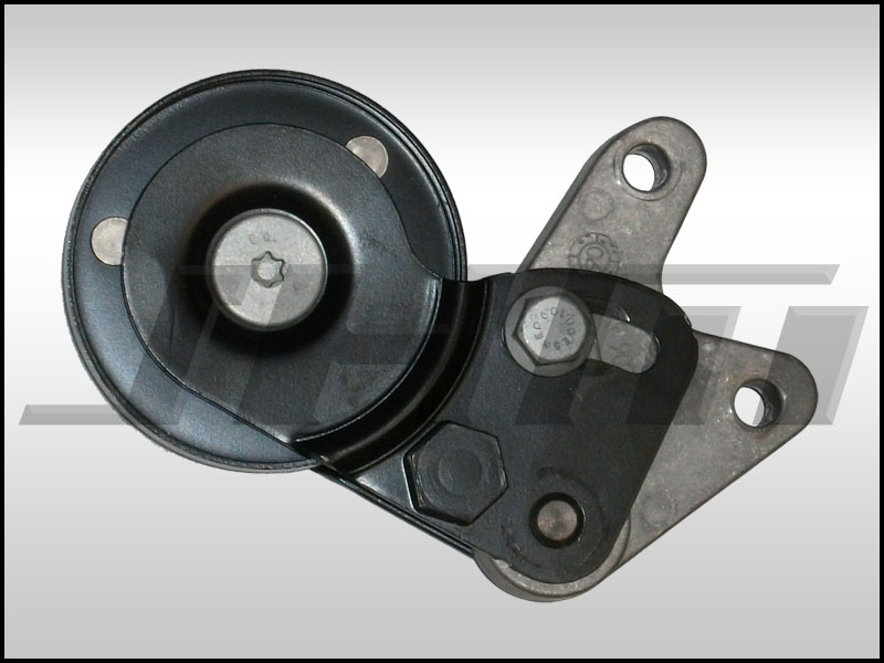 Belt tensioner assembly updated oem for b6 b7 s4 jh motorsports inc jhm shifting you to