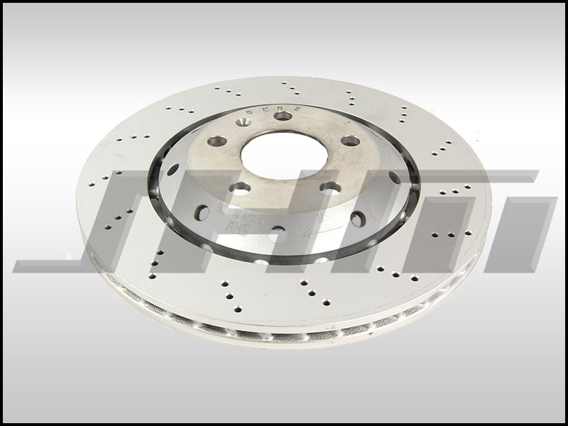 Brake Rotor Replacement Cost >> JHM Now STOCKS NEW OEM B7-RS4 Rotors