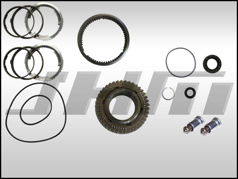 transmission rebuild kit 0a3 mt oem 2nd gear repair kit for b6 b7 s4 jh motorsports inc. Black Bedroom Furniture Sets. Home Design Ideas
