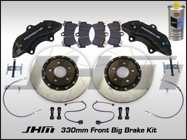 Introducing The Jhm 330mm Front Bbk Brembo 6 Piston