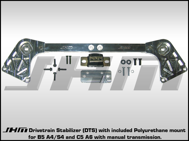 Audi Drive Train Stabilizer (DTS) for B5 A4/S4 and C5 A6